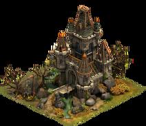 Hemsökt torn