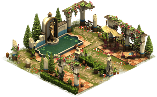 Classical Garden Set