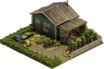 Allotment Garden House