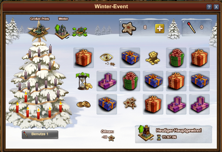 Winter Event 2018 Forge Of Empires Wiki Fandom Powered By Wikia