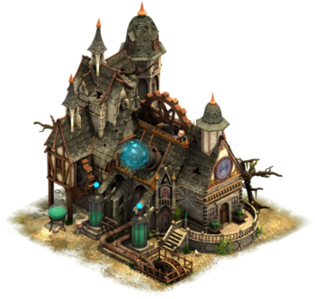Mad Scientists Lab Forge Of Empires Wiki Fandom Powered By Wikia
