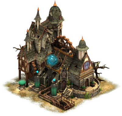 Mad Scientist's Lab | Forge of Empires Wiki | FANDOM powered by Wikia