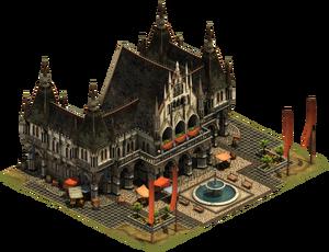 Stadshus (Senmedeltid)