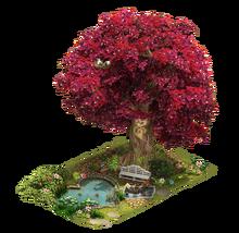 Großer Baum der Liebe