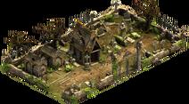 Uråldrig begravningsplats