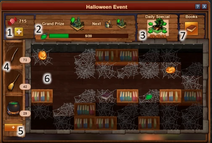 2019 Halloween Event Window