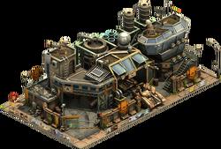 Assault Tank Factory