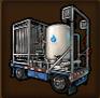 Flüssig-Erdgas-Werk - 4-h-Produktion