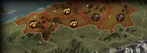 Karte Greifental (Ausschnitt)