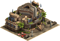Town Hall (Modern Era)