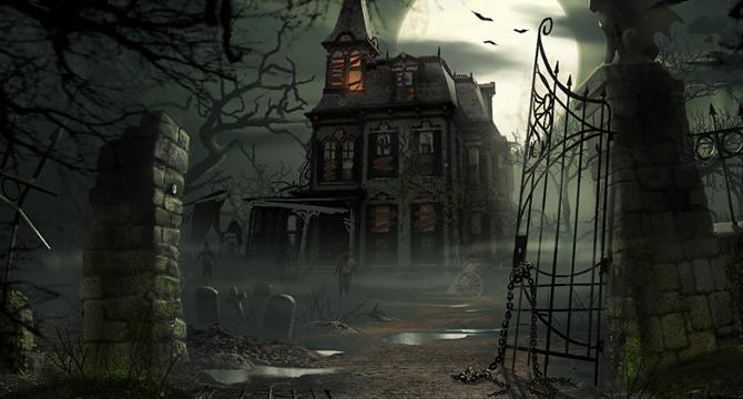Halloweenevenemang