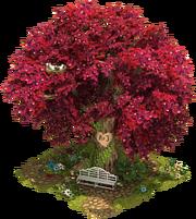 Baum der Liebe - Forge of Empires St. Valentins Tags Dekoration