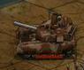 Sturmpanzer (Schlachtfeld-Ansicht)
