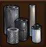 Filterfabrik - 8-h-Produktion