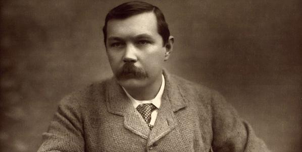Eventheader Sir Arthur Conan Doyle