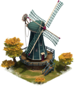 Mill of Fall Lvl 6