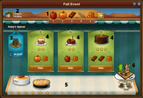 Fall 2018 Event Window