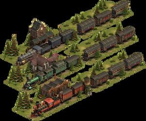 Winter Train Chain