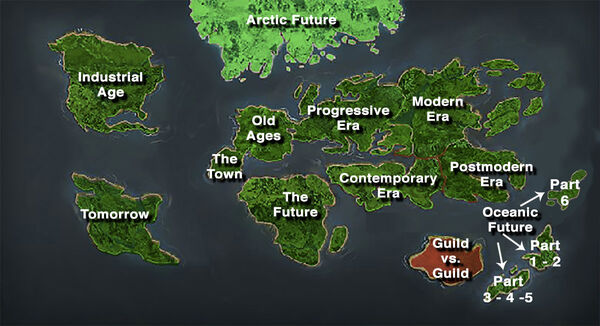 Continent maps forge of empires wiki fandom powered by wikia world map gumiabroncs Images