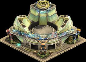 Hologram Arena