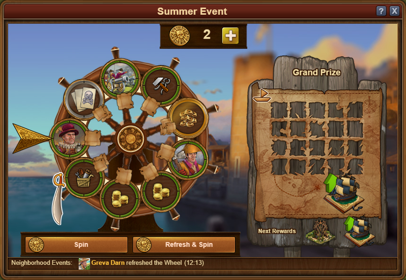 2018 summer event forge of empires wiki fandom powered by wikia to access the casino click the summer event bar at the top left corner of the screen the player will now see the summer event window pictured to the malvernweather Image collections
