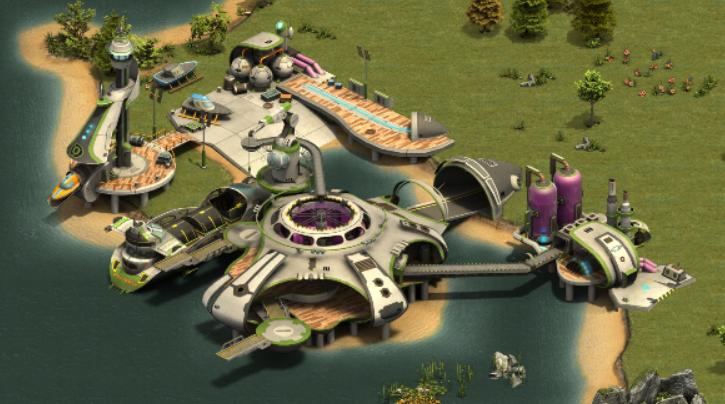 Arctic Harbor Upgrade 2 Med