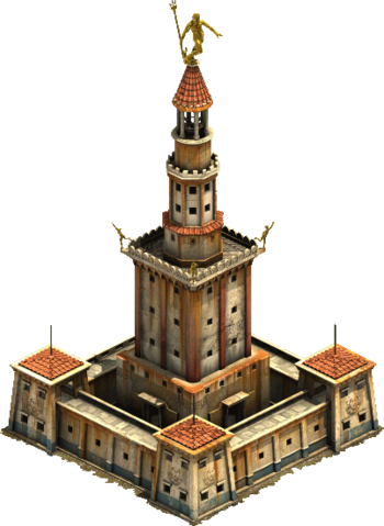 Lighthouse Of Alexandria Forge Of Empires Wiki Fandom Powered By