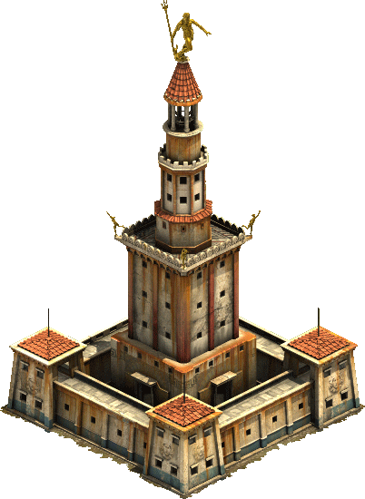 Lighthouse of alexandria forge of empires wiki fandom powered the lighthouse of alexandria malvernweather Images
