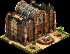 Stadshus (Industriålder)