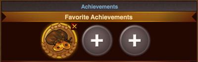 Achievements Delete