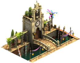 Piazza Clock Tower Forge Of Empires Wiki Fandom Powered By Wikia