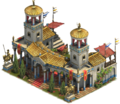Hippodrome Carceres Lvl 6