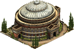 Royal Albert Hall Forge Of Empires Wiki Fandom Powered By Wikia