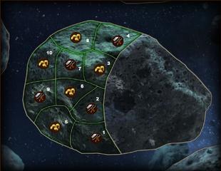 Karte Pallas D-5