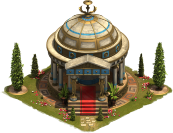 Tholos Of Idols Forge Of Empires Wiki Fandom Powered By Wikia