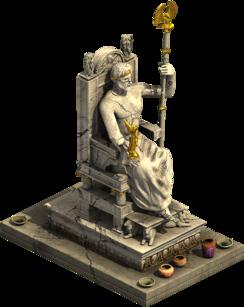 Zeusstatyn