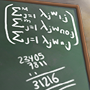 Symbolbild Forschung Mathematik