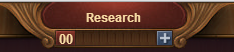 An empty research bar
