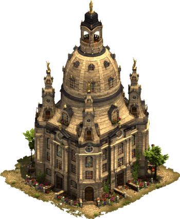 Frauenkirche Of Dresden Forge Of Empires Wiki Fandom Powered By