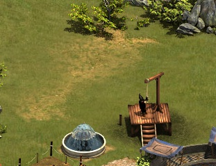 Gallows forge of empires