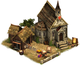 Monastery Forge Of Empires Wiki Fandom Powered By Wikia