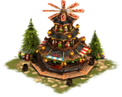 Winter Pyramid