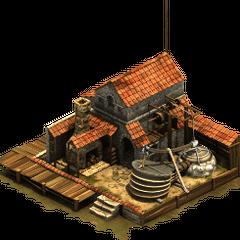 Przykład budynku towarowego <a href=