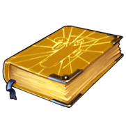 Allage book gold 1