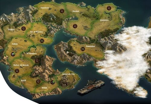 Foe Karte Der Kontinente Ozeanische Zukunft.Provinzen Forge Of Empires Wiki Fandom Powered By Wikia