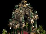 Королевские мраморные ворота
