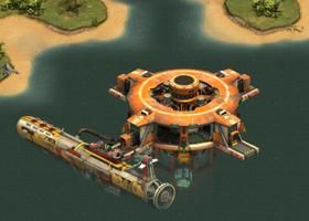 Ozean Terminal Stufe 1 Basis