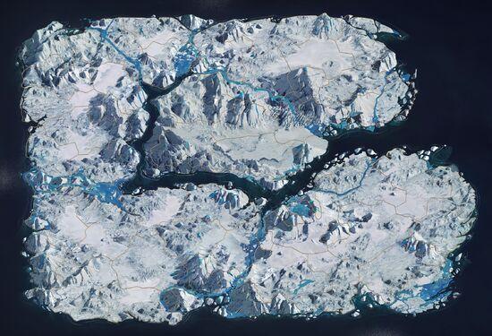 Arctic Future Map