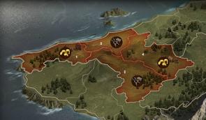Karte Pfefferberg - Ausschnitt