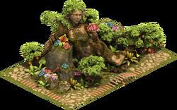 Gaea Statue
